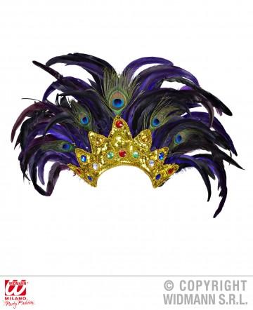 coiffe brsilienne accessoire carnaval de rio coiffe de carnaval coiffure brsilienne accessoire - Laque Colorante