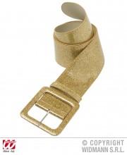 ceinture paillette, ceinture déguisement, accessoire déguisement, ceinture disco, accessoire disco, ceinture soirée disco, ceinture dorée, ceinture or Ceinture Paillettes, Dorée