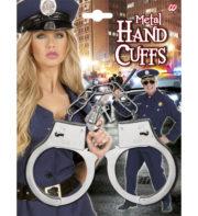 fausses menottes métal, accessoire police déguisement, accessoire prisonnier déguisement, accessoire déguisement police, menottes accessoire déguisement, accessoire déguisement menottes Menottes Métal