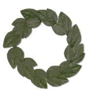 couronne de lauriers, couronne de lauriers romains, accessoire déguisement romains, accessoire déguisement jules césar, accessoire couronne de lauriers Couronne de Lauriers, Vert