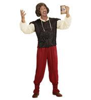 déguisement de tavernier, déguisement aubergiste médiéval, déguisement médiéval homme, costume médiéval homme, costume aubergiste homme, déguisement d'aubergiste Déguisement Médiéval, Aubergiste Tavernier