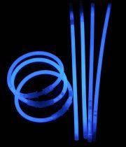 bracelets fluos, soirée fluo, accessoires fluos, batons fluos Bracelets Fluos, x 100, Bleu