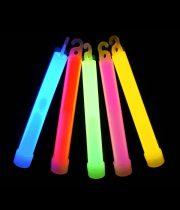 baton fluo, pendentif fluo, soirée fluo, accessoire fluo Bâton Pendentif Fluo
