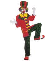 déguisement clown homme, costume clown homme, déguisement clown adulte, accessoire clown déguisement Déguisement Clown Auguste