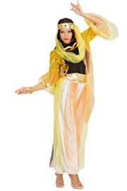 déguisement de danseuse orientale femme, costume jasmine femme, déguisement jasmine femme, costume danseuse orientale déguisement femme, déguisement femme orientale Déguisement Danseuse Orientale, Or