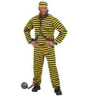 déguisement de dalton, déguisement dalton adulte, costume dalton prisonnier, déguisement prisonnier, déguisement prisonnier américain, costume de dalton adulte Déguisement Dalton