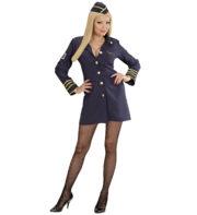 déguisement d'hôtesse de l'air, costume hôtesse de l'air, déguisement métier femme, costume métier femme, costume hôtesse de l'air déguisement Déguisement Hôtesse de l'Air