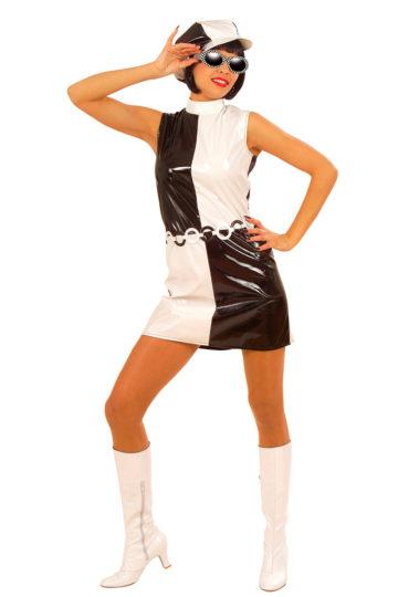 robe années 60 déguisement, déguisement années 60 femme, costume années 60 femme, costume femme années 60, costume vinyle femme déguisement Déguisement Années 60, Chick