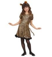 déguisement léopard fille, déguisements animaux fille, déguisements enfants Déguisement de Léopard, Fille