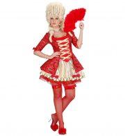 déguisement marquise baroque, déguisement de marquise baroque, déguisement de princesse, déguisement marquise, costume marquise femme, costume de marquise adulte, déguisement de marquise Déguisement Marquise, Reine Baroque Rouge