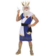 déguisement zeus homme, déguisement poseidon, déguisement dieu grec adulte, costume dieu grec, costume zeus adulte, déguisement zeus adulte, déguisement grec homme Déguisement Dieu Grec, Zeus