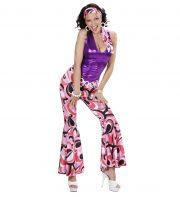 déguisement disco femme, robe disco déguisement, costume disco femme, costume années 80 femme, déguisement années 80 femme, déguisement disco pas cher, déguisement disco femme Déguisement Disco Girl, Combinaison 70s
