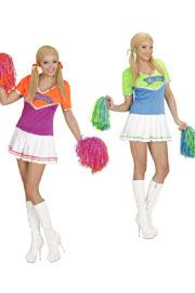 Déguisement Pom Pom Girl, Cheerleader et Pompons