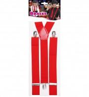 bretelles déguisement, bretelles homme, bretelles femmes, bretelles cabaret, bretelles années 30, bretelles rouges Bretelles Rouges