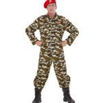 déguisement militaire, déguisement militaire adulte, déguisement de militaire, costume de militaire, déguisement militaire homme, déguisement de GI Déguisement Militaire, Combinaison