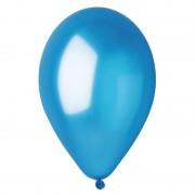 ballon hélium, ballon de baudruche, ballon en latex Ballon en Latex Nacré, Bleu