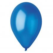 ballon hélium, ballon de baudruche, ballon en latex Ballon en Latex Nacré, Bleu Roi