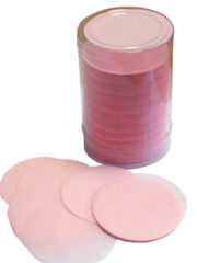 confettis de scène, confettis papier de soie, gros confettis, confettis de scène ronds Confettis de Scène, Ronds, Roses