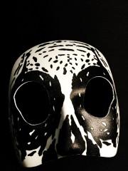 loup dead zombie, loup halloween, masque halloween, accessoire halloween masque, accessoire halloween déguisement Loup Dead Zombie