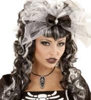 collier cerceuil, bijoux halloween, accessoires halloween pas cher, collier pour halloween, bijoux de la mort, bijoux de déguisements, faux cercueil Collier Cercueil Halloween