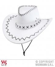 chapeau de cowboy femme, chapeau de cowboy, chapeaux de cowboys, accessoires déguisements cowboys, chapeau lucky luke Chapeau de Cowboy, Blanc