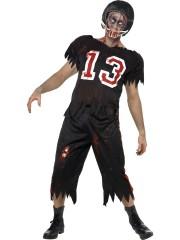 déguisement footballeur américain zombie, déguisement halloween, déguisement halloween homme, déguisement halloween adulte, déguisement zombie halloween Déguisement Footballeur Américain Zombie