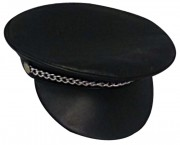 casquette rock, casquette sado maso, casquette biker, casquette ymca, accessoires déguisements cuir Casquette Rock