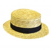 canotier, canotiers en paille, canotiers, chapeaux canotiers, chapeaux paille, accessoires canotiers Canotier en Paille