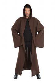 cape halloween déguisement, cape de jedi déguisement, cape adulte déguisement, cape déguisement adulte, cape déguisement jedi, accessoire cape halloween, déguisement halloween cape, cape de jedi marron déguisement Cape de Jedi, Marron