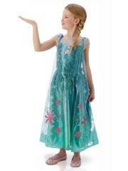 déguisement reine des neiges court métrage, déguisement disney reine des neiges, déguisement elsa reine des neiges Déguisement de la Reine des Neiges, Elsa Printemps