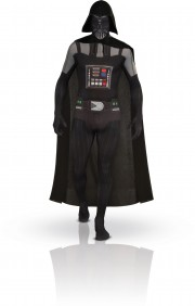 déguisement Dark Vador, déguisement star wars, déguisement seconde peau, costume dark vador, costume star wars adulte Déguisement Dark Vador, Star Wars, Seconde Peau