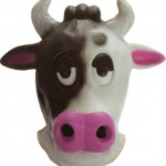 masque de vache, masque de déguisement, masque animaux, accessoire déguisement animaux, masque d'animal déguisement, masques d'animaux déguisement, se déguiser en animal Masque de Vache, Latex