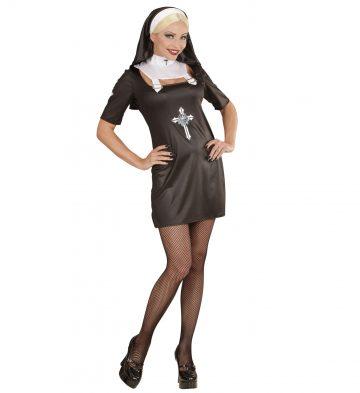déguisement de nonne gothique, déguisement bonne soeur femme, costume bonne soeur femme, costume nonne femme, costume religieuse déguisement femme, déguisement religieuse sexy, déguisement de bonne soeur sexy Déguisement Bonne Soeur, Nonne Gothique