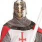 casque de chevalier, casque médiéval, accessoires déguisement médiéval, accessoires chevaliers, casques moyen âge Casque de Chevalier