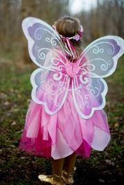 ailes de déguisement, ailes pour se déguiser, ailes de fées, ailes de fée, ailes blanches, ailes de fée blanche Ailes de Fée, Blanches, Poudrées