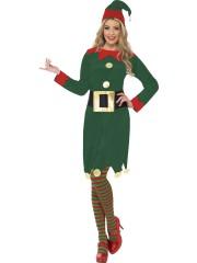 déguisement d'elfe femme, costume elfe femme, déguisement de noel, déguisement elfe femme, accessoire elfe déguisement, déguisement d'elfe Déguisement Elfe
