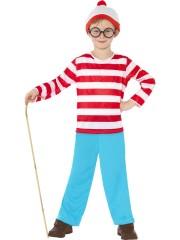 déguisement de où et charlie pour enfant, déguisements enfants Déguisement Où Est Charlie?™, Garçon