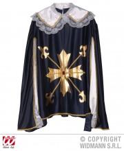 déguisement de mousquetaire, costume mousquetaire homme, tunique mousquetaire adulte, déguisement de mousquetaire Déguisement Mousquetaire, Bleu et Or