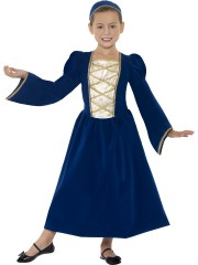 déguisement de princesse fille, déguisements filles, costumes filles déguisements, déguisement de princesse pour fille Déguisement de Princesse Tudor, Fille