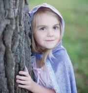 cape de princesse fille, déguisement de princesse pour fille Cape de Princesse, Diamant Lilas, Fille