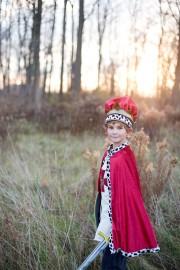 cape de roi enfant, déguisement roi enfant, déguisement de roi garçon, déguisements enfants Cape de Roi, Velours, Garçon