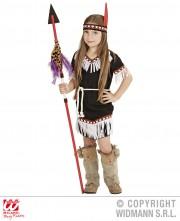 déguisement d'indienne pour enfant, déguisement indienne fille, déguisements filles, costumes filles déguisements Déguisement d'Indienne, Black and White, Fille