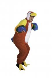 déguisement de perroquet, costume perroquet adulte, déguisement perroquet homme, déguisement oiseau homme, costume animal, déguisement animal homme Déguisement Perroquet, Combinaison Peluche