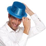 chapeaux paillettes, chapeaux hauts de forme paillettes, chapeaux hauts de forme, chapeau haut de forme, chapeaux paris, chapeaux hauts de forme Chapeau Haut de Forme à Paillettes, Bleu Turquoise