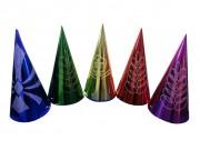 chapeau pointu, chapeau pointu de fete, cotillons et chapeaux pointus, chapeaux de cotillons, chapeaux de fête, cotillons de réveillon Chapeau Pointu, Métal et Paillettes