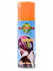 laque orange, bombe couleur pour cheveux, laque cheveux, laque coloration cheveux, spray couleurs pour cheveux, sprays colorants cheveux, spray orange cheveux Laque Cheveux, Spray Orange