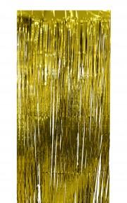 rideau de porte lamelles dorées Rideau de Porte, Lamelles Or