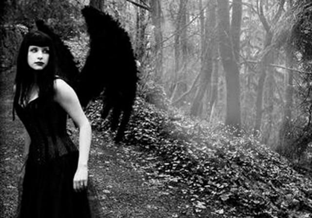 Soirée déguisement déco Anges et Démons