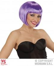 perruque femme, perruque pas cher paris, perruque violette, perruque chanel Perruque Chanel, Violette