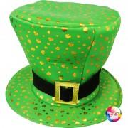 chapeau saint patrick, chapeaux haut de forme, accessoires déguisement saint patrick, chapeaux irlandais Chapeau Saint Patrick, Mousse